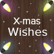 X-mas - Christmas Wishes Email Template PSD