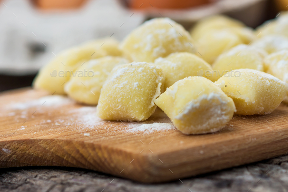 gnocchi - Stock Photo - Images