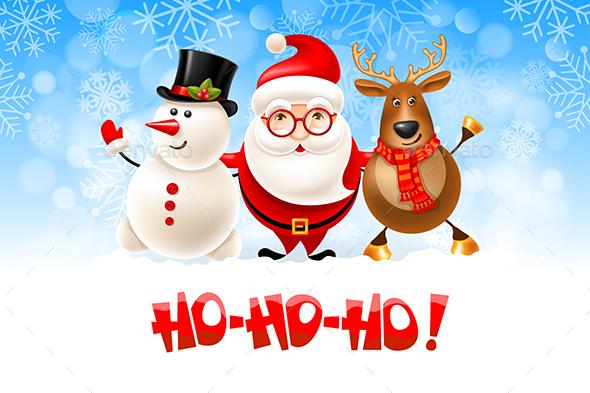Cheerful Christmas Company - Christmas Seasons/Holidays