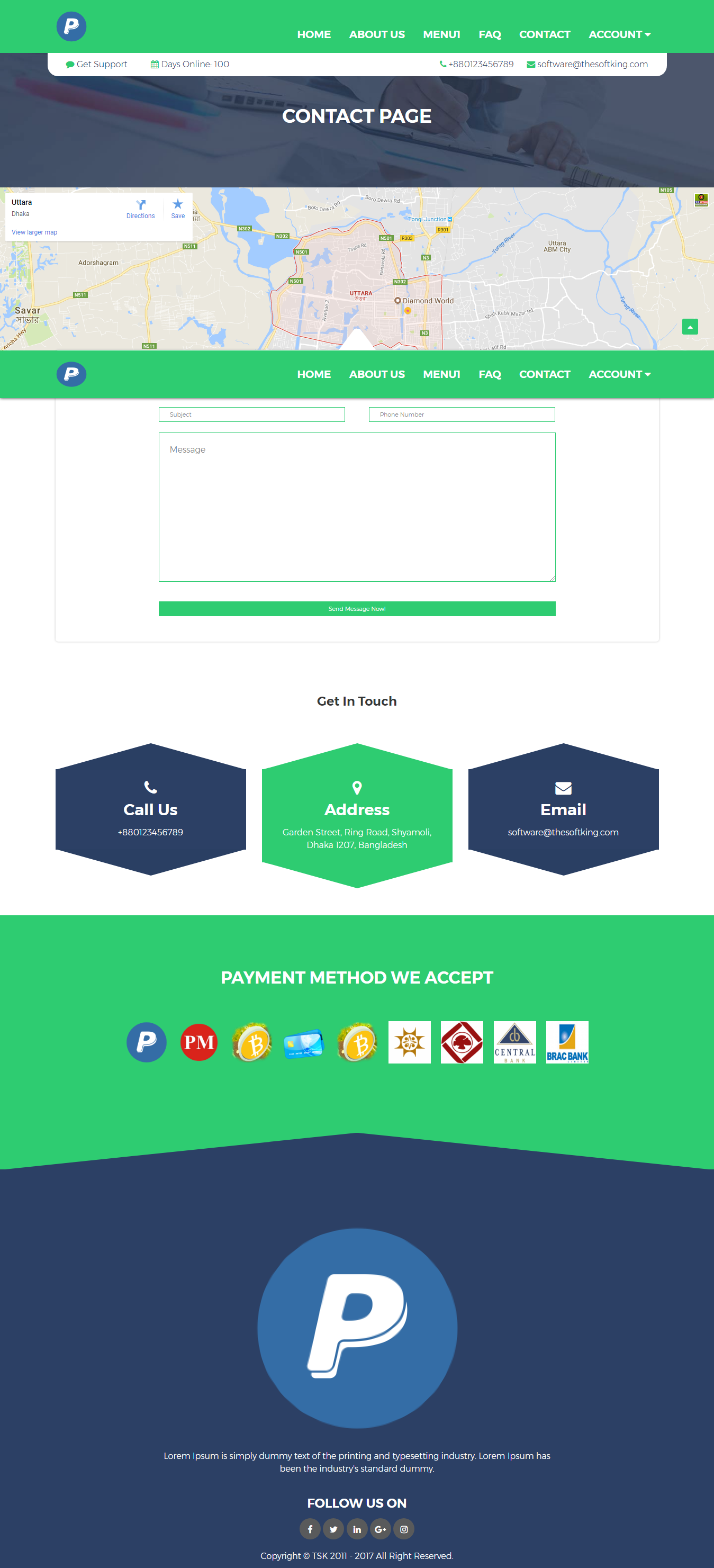 eTrade - Online Trading Platform