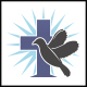 Dove Cross Hope Logo - GraphicRiver Item for Sale