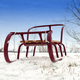 red sledge - PhotoDune Item for Sale