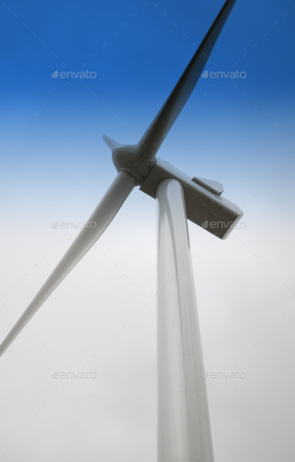 windmill - Stock Photo - Images