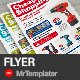 Flyer Multipurpose - GraphicRiver Item for Sale