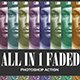 All in 1 Faded PS Action - GraphicRiver Item for Sale