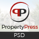 PropertyPress PSD Template - ThemeForest Item for Sale
