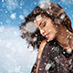 Let It Snow Photoshop Action - GraphicRiver Item for Sale