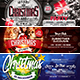 Christmas Party Facebook Cover Bundle