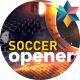 Cinematic Soccer Opener - VideoHive Item for Sale
