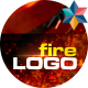 Fire Logo - VideoHive Item for Sale