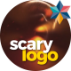 Scary Logo - VideoHive Item for Sale
