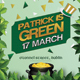 St Patrick is Green Flyer Template - GraphicRiver Item for Sale