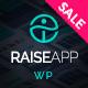 RaiseApp - Multipurpose Business & Agency WordPress Theme