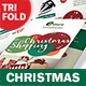 Christmas 2017 Trifold Brochure - GraphicRiver Item for Sale