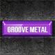 Energetic Groove Metal
