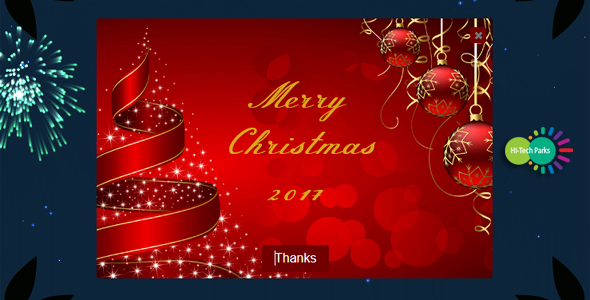 CodeCanyon Merry Christmas-Popup Wish Message 20944853