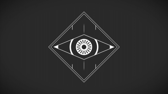 VideoHive Minimal Abstract Eye Logo 20944906