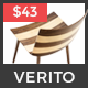 Verito Furniture Store Shopify Theme & Template - ThemeForest Item for Sale