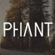 Phantonim - Modern Sans Serif