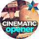 Epic Cinematic Action Opener - VideoHive Item for Sale