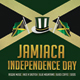 Jamaica Independence Day Poster - GraphicRiver Item for Sale