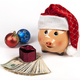 Piggy Bank and Gifts - PhotoDune Item for Sale