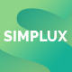 Simplux - Creative Portfolio and Blog WordPress Theme