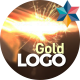 Dubstep Gold Logo - VideoHive Item for Sale