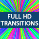 Transitions Pack Vol.1/ Full HD Elements/ A1/ Colorful Style/ Geometric Dinamic or Rhythmic Mood - VideoHive Item for Sale