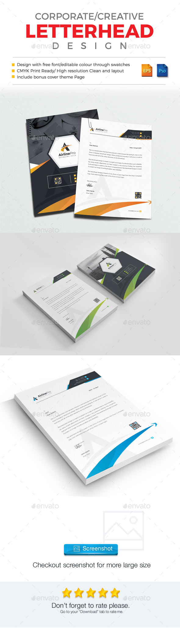 GraphicRiver LeatterHead 20946900