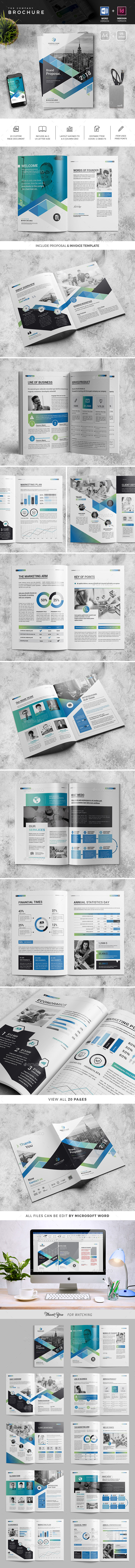 GraphicRiver The Brochure 20946919