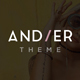 Andier - Responsive One Page & Multi Page Portfolio Theme - ThemeForest Item for Sale
