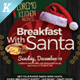 Breakfast with Santa Flyer Templates - GraphicRiver Item for Sale