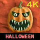 Clay Halloween Pack 4K - VideoHive Item for Sale