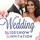 Wedding Slideshow and Invitation - VideoHive Item for Sale