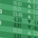 Stock Market Ticker. Financial Background - VideoHive Item for Sale
