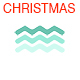 Christmas Deck The Halls Logo Indent