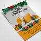 Charistmas Greeting Flyer