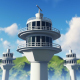 Fantastic Control Towers - VideoHive Item for Sale