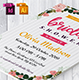 Bridal Shower Invitation Template - Vol. 4 - GraphicRiver Item for Sale