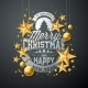 Vector Christmas and New Year Illustration - GraphicRiver Item for Sale