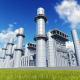 3D Petroleum Plant and Oil Refinery - VideoHive Item for Sale