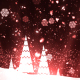 Christmas Tree Snowflakes 1 - VideoHive Item for Sale