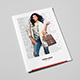 Newsletter – Fashion Look Book Bi-Fold - GraphicRiver Item for Sale