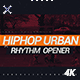 HipHop Urban Opener - VideoHive Item for Sale