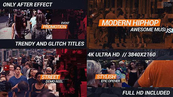 Videohve - HipHop Urban Opener 20949817