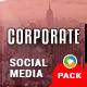 Corporate Social Media Pack