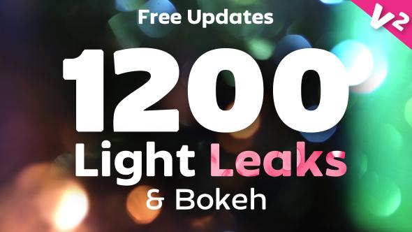 Ultimate Light Leaks Pack 20861302 Vip