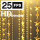 Golden Star 03 HD - VideoHive Item for Sale