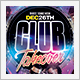Club DJ Party Flyer - GraphicRiver Item for Sale
